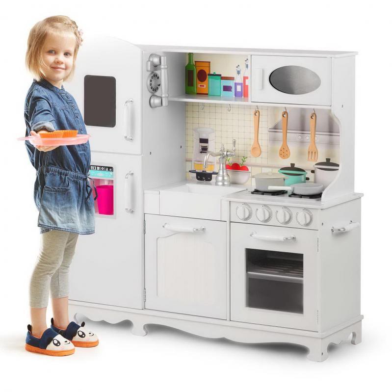 Дитяча дерев'яна кухня Lolly Kids LK508 (9385) - фото 12