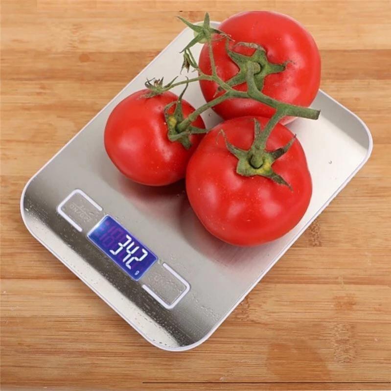 Весы кухонные с металлической платформой Kitchen SF-2012 до 5 кг - фото 9