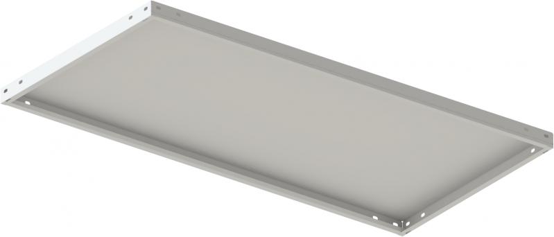 Стелаж металевий 2х100 кг/п 1000х700х500 мм на болтовому з'єднанні - фото 2
