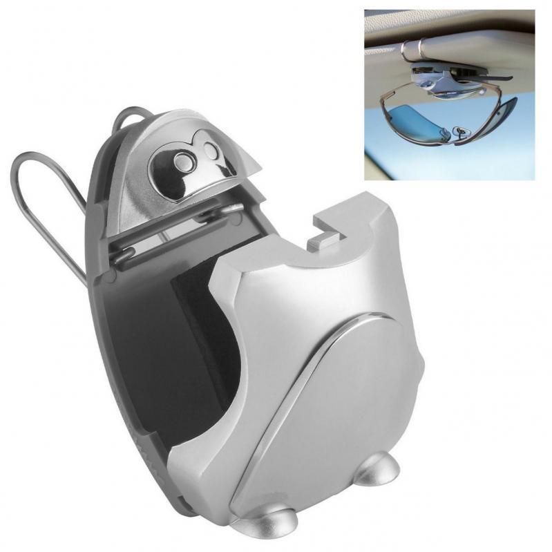 Автомобільний тримач для окулярів TFA Sonnyboy Silver (1389287083) - фото 3