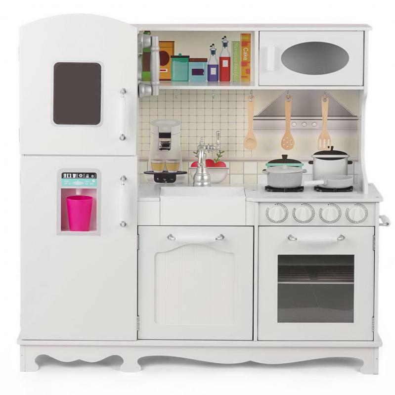 Дитяча дерев'яна кухня Lolly Kids LK508 (9385) - фото 1