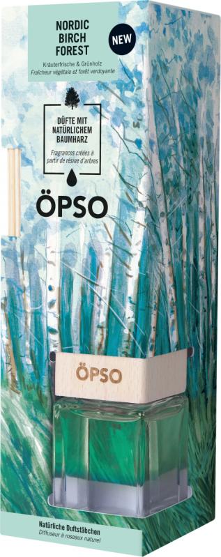 Ароматичні палички Öpso Nordischer Birkenwald Норвезький ліс 50 мл (809555) - фото 2