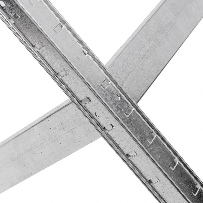 Стелаж металевий Меткас Бюджет 1800x700x300 мм 175 кг/полку ДСП (БД-4) - фото 9