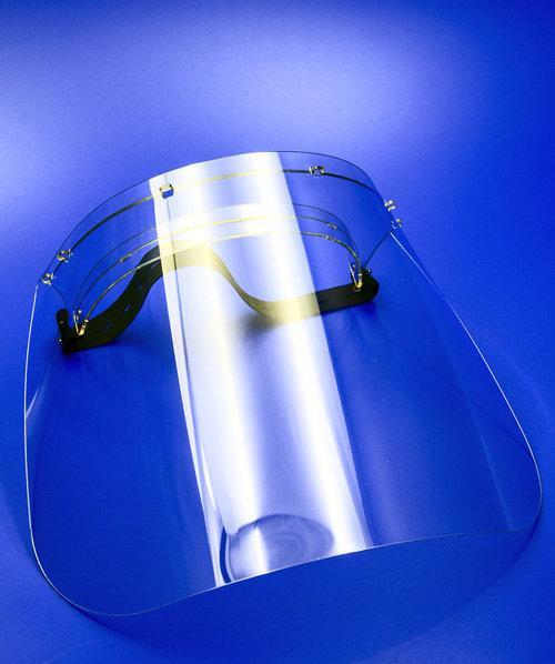 Защитный экран медицинский (ZS-08) - фото 1