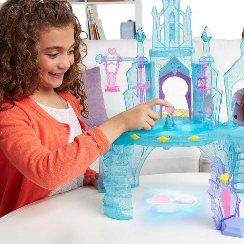 Ігровий набір фігурок Кристалічний замок My Little Pony (BR27792) - фото 6