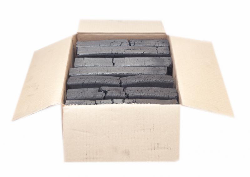 Экобрикет древесно-угольный GRILLI 10 кг (77766) - фото 1