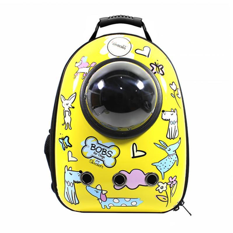 Рюкзак-переноска для кішок Taotaopets Window Dogs з ілюмінатором - фото 1