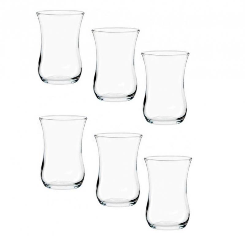 Армуд Pasabahce Tea glasses для чая 140 мл 6 шт. - фото 2