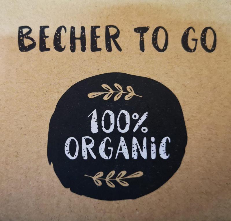 Кофейная кружка to go becher bambus No ProblLama 350 мл - фото 4