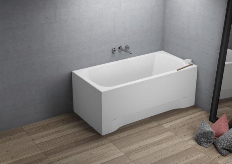 Ванна Polimat Classic 130x70 - фото 3