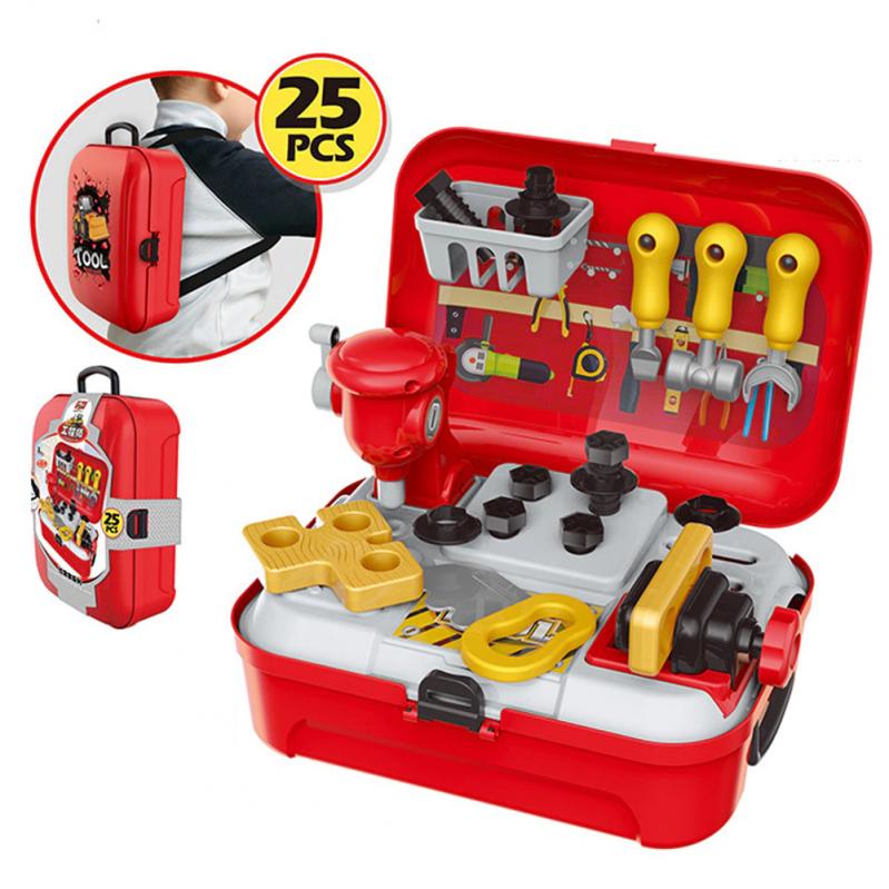 Дитячий ігровий набір Play Home 25 штук в рюкзаку - фото 9